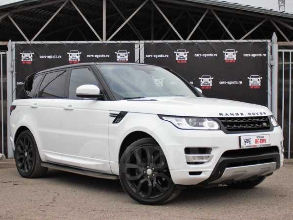 Land Rover Range Rover Sport, 2014 год, 2 270 000 руб.