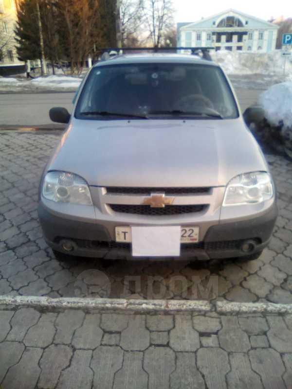 Chevrolet Niva, 2012 год, 348 000 руб.
