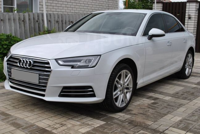 Audi A4, 2016 год, 1 290 000 руб.