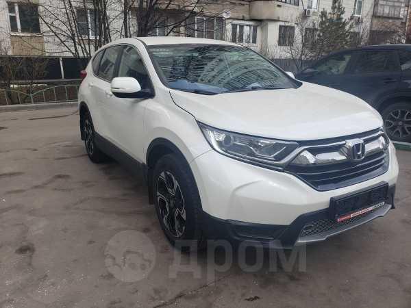 Honda CR-V, 2018 год, 1 410 000 руб.