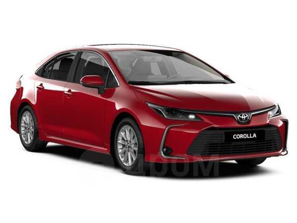 Toyota Corolla, 2020 год, 1 503 000 руб.