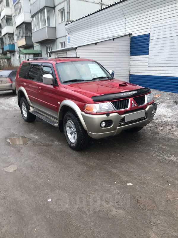Mitsubishi Pajero Sport, 2006 год, 620 000 руб.