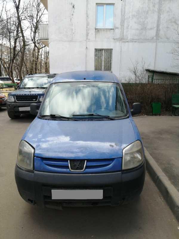 Peugeot Partner, 2006 год, 140 000 руб.