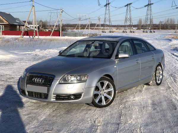 Audi A6, 2005 год, 400 000 руб.
