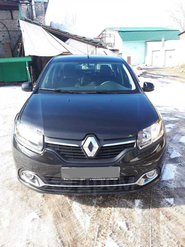 Renault Logan, 2018 год, 550 000 руб.