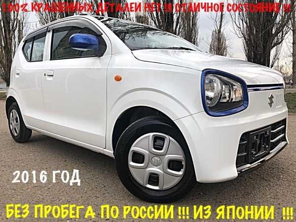 Suzuki Alto, 2016 год, 364 900 руб.