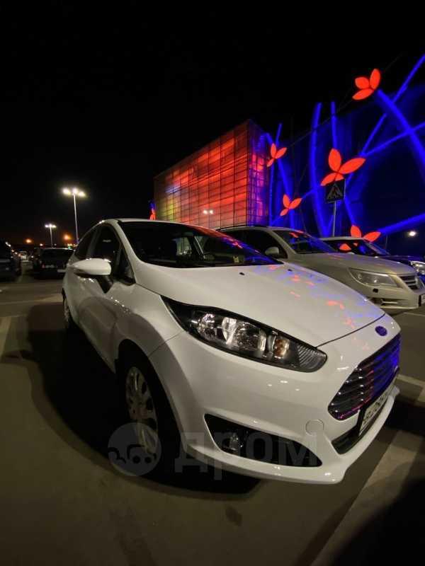 Ford Fiesta, 2019 год, 795 000 руб.