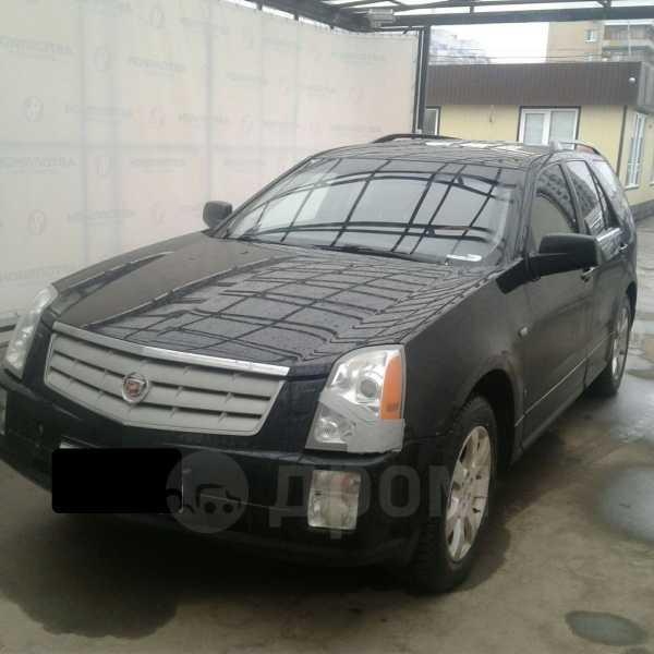 Cadillac SRX, 2008 год, 577 000 руб.