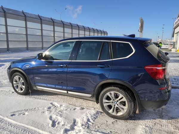 BMW X3, 2014 год, 2 000 000 руб.