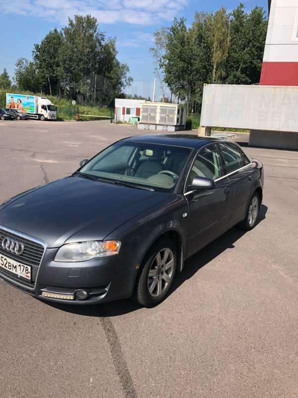 Audi A4, 2007 год, 370 000 руб.