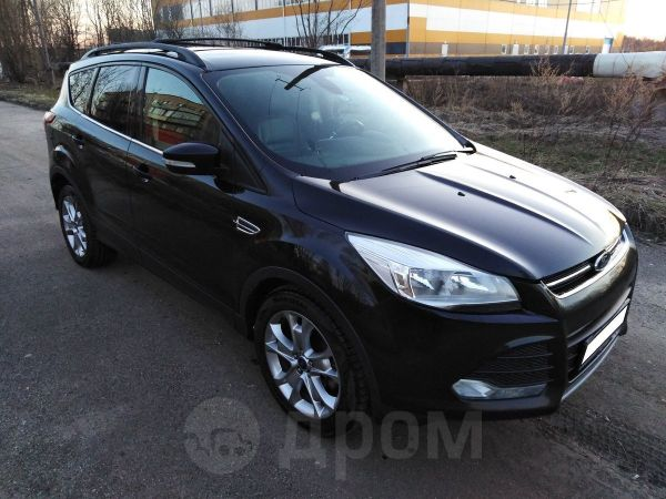 Ford Escape, 2012 год, 975 000 руб.