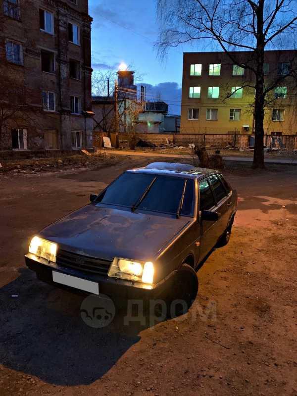Лада 21099, 2002 год, 48 500 руб.