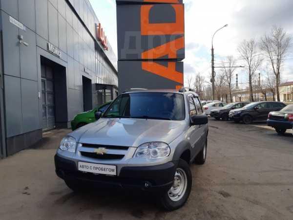 Chevrolet Niva, 2016 год, 405 000 руб.