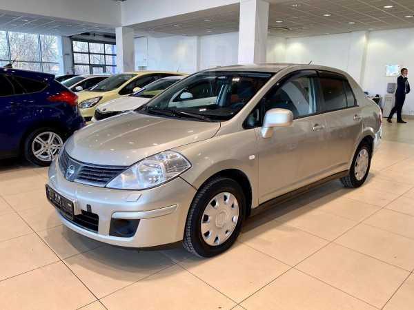 Nissan Tiida, 2008 год, 304 000 руб.