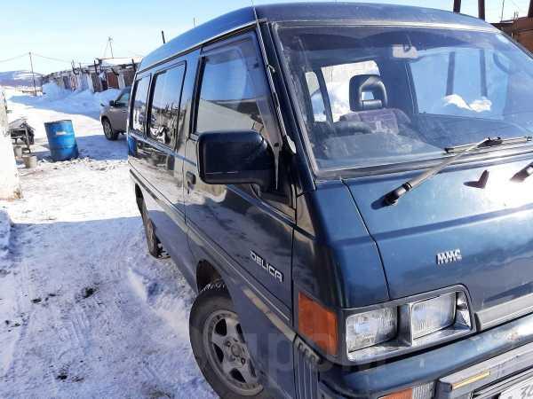 Mitsubishi Delica, 1988 год, 210 000 руб.