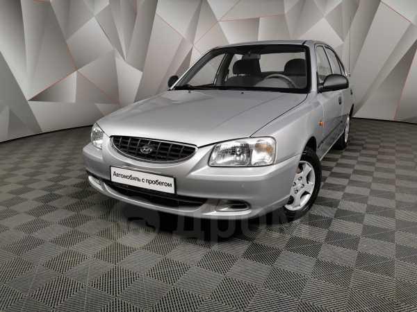 Hyundai Accent, 2005 год, 221 900 руб.