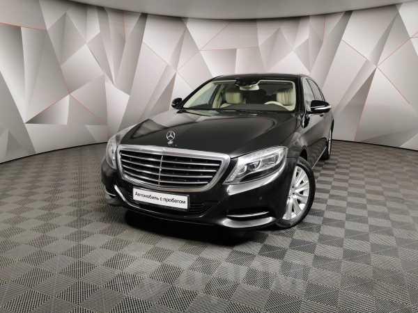 Mercedes-Benz S-Class, 2014 год, 2 786 960 руб.