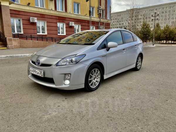 Toyota Prius, 2010 год, 599 000 руб.