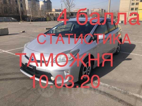Toyota Prius, 2012 год, 877 000 руб.