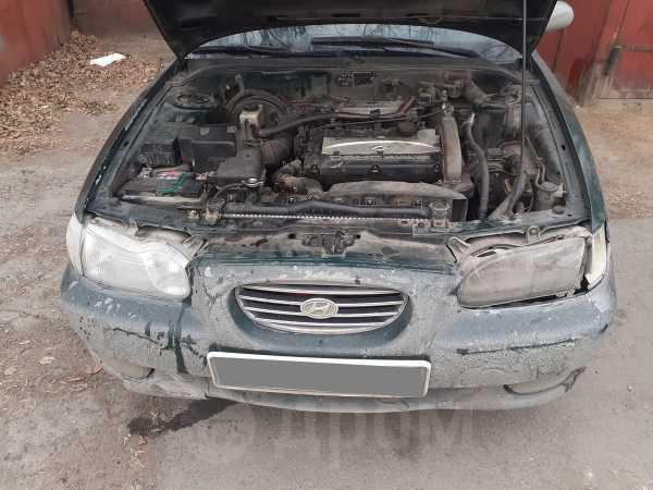 Hyundai Sonata, 1998 год, 105 000 руб.