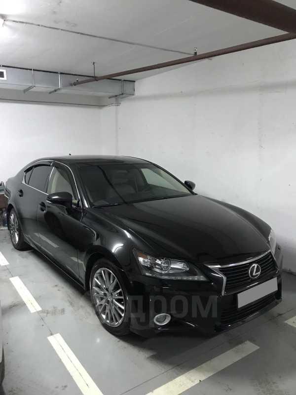 Lexus GS350, 2012 год, 1 400 000 руб.