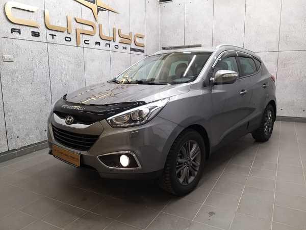 Hyundai ix35, 2015 год, 965 000 руб.
