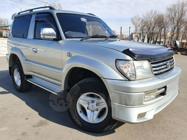 Toyota Land Cruiser Prado, 2000 год, 730 000 руб.