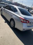 Nissan Sylphy, 2013 год, 760 000 руб.