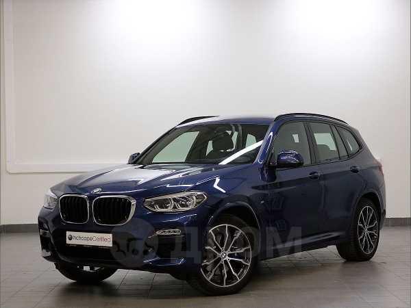 BMW X3, 2018 год, 3 365 000 руб.