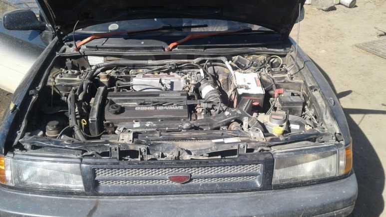 Mazda Familia, 1990 год, 100 000 руб.