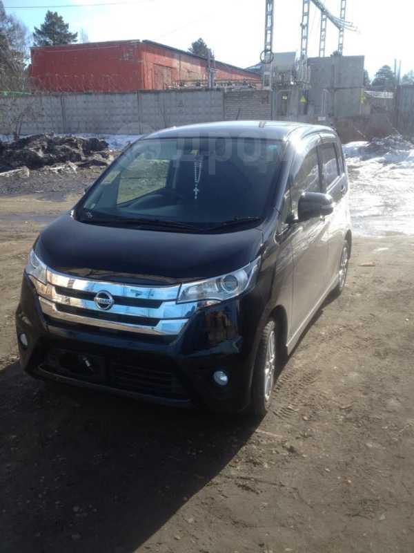 Nissan DAYZ, 2014 год, 466 000 руб.