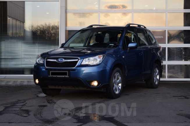 Subaru Forester, 2014 год, 1 180 000 руб.