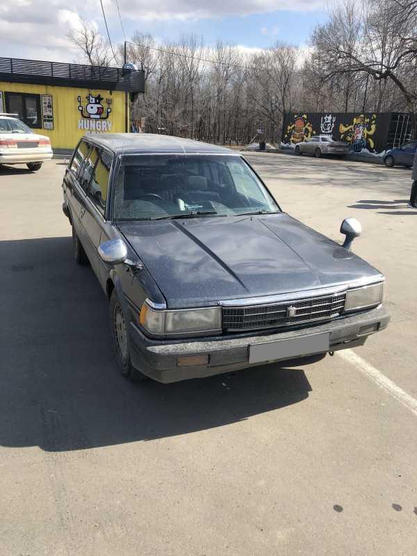 Toyota Mark II, 1987 год, 100 000 руб.