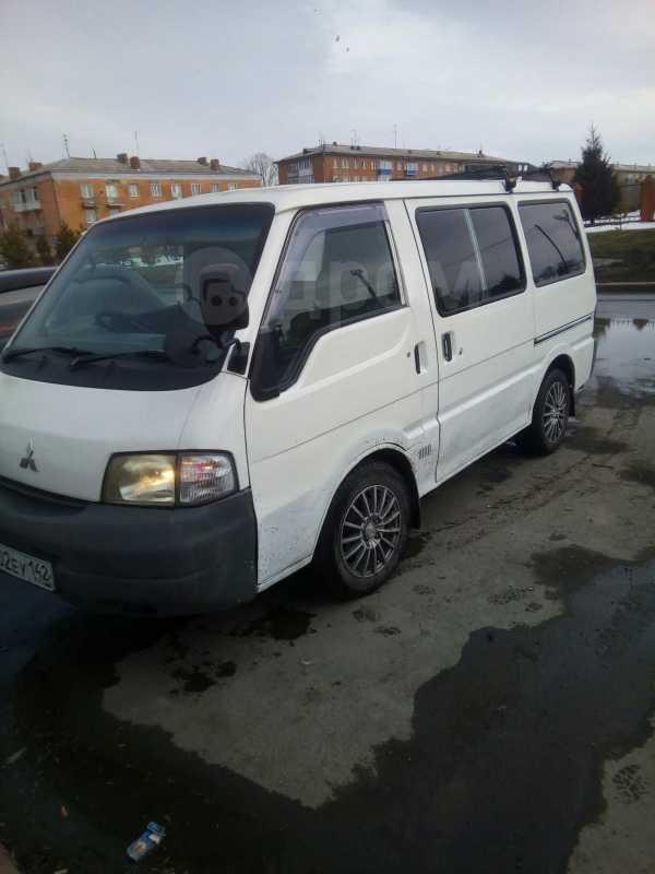 Mitsubishi Delica, 2001 год, 170 000 руб.