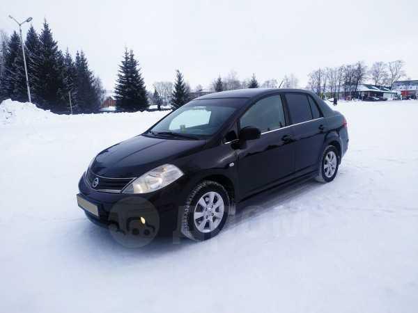 Nissan Tiida, 2012 год, 335 000 руб.