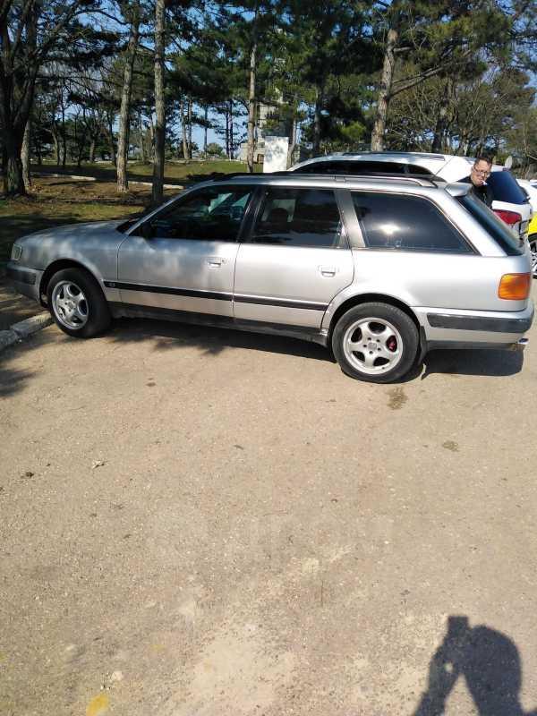 Audi 100, 1992 год, 180 000 руб.
