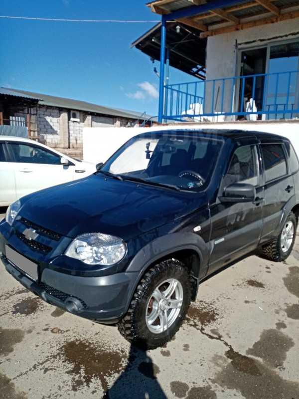 Chevrolet Niva, 2012 год, 330 000 руб.