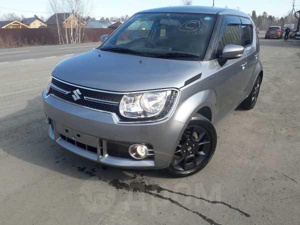 Suzuki Ignis, 2016 год, 677 000 руб.