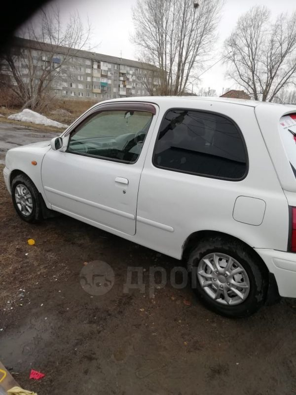 Nissan March, 1998 год, 90 000 руб.