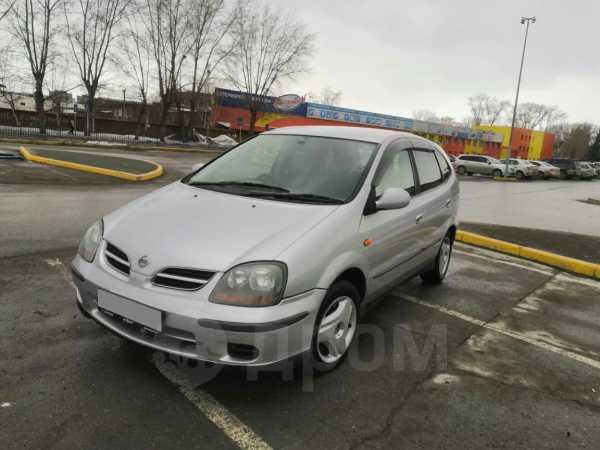 Nissan Tino, 2001 год, 215 000 руб.