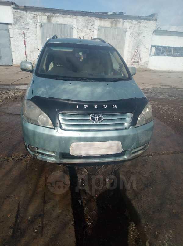 Toyota Picnic, 2003 год, 490 000 руб.