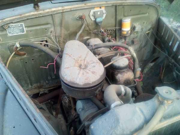 ГАЗ 69, 1956 год, 90 000 руб.