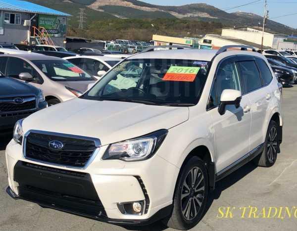 Subaru Forester, 2016 год, 1 670 000 руб.