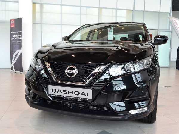 Nissan Qashqai, 2020 год, 1 818 000 руб.
