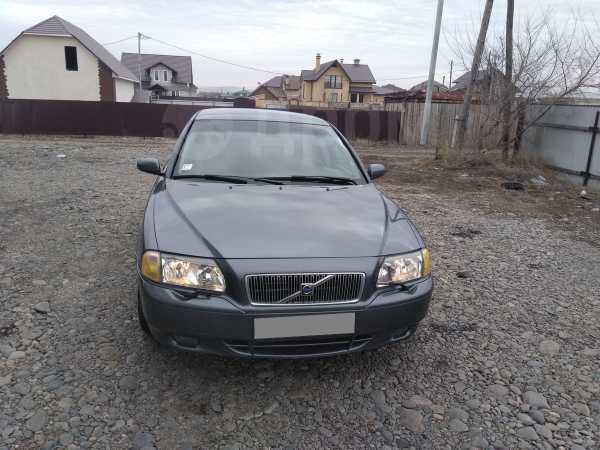 Volvo S80, 2003 год, 390 000 руб.