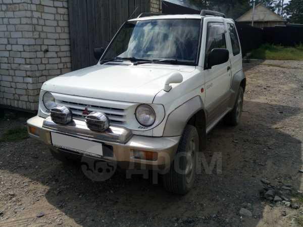 Mitsubishi Pajero Junior, 1996 год, 240 000 руб.