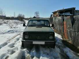 Эльбан 4x4 2121 Нива 1986