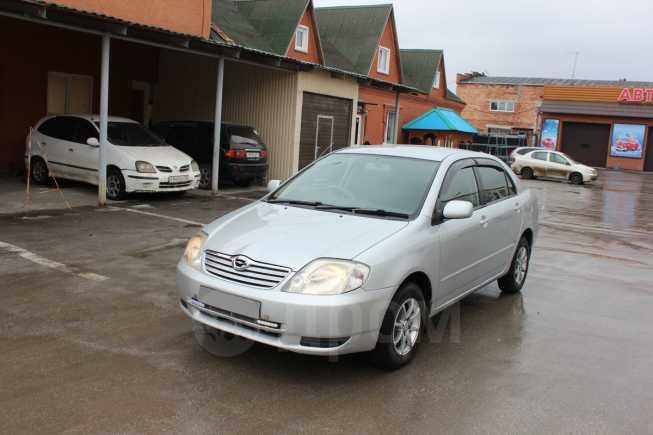 Toyota Corolla, 2003 год, 338 000 руб.