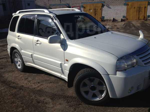 Suzuki Escudo, 2003 год, 570 000 руб.