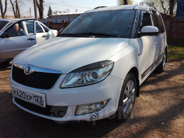 Skoda Roomster, 2014 год, 475 000 руб.